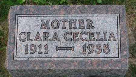 JENSEN, CLARA CECELIA - Yankton County, South Dakota | CLARA CECELIA JENSEN - South Dakota Gravestone Photos