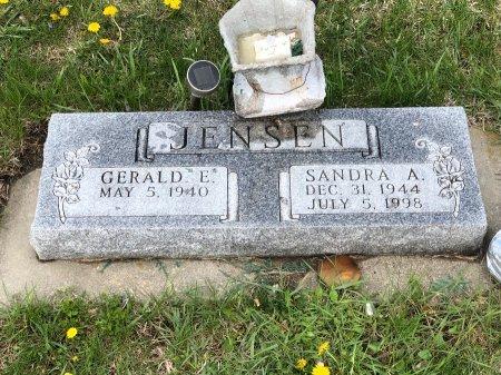 JENSEN, SANDRA A. - Yankton County, South Dakota   SANDRA A. JENSEN - South Dakota Gravestone Photos