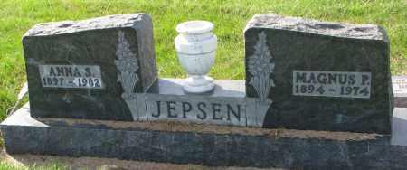 JEPSEN, MAGNUS P. - Yankton County, South Dakota   MAGNUS P. JEPSEN - South Dakota Gravestone Photos