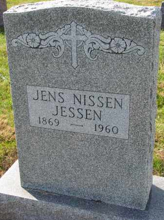 NISSEN JESSEN, JENS - Yankton County, South Dakota | JENS NISSEN JESSEN - South Dakota Gravestone Photos