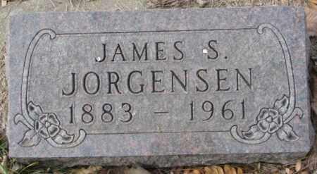 JORGENSEN, JAMES E. - Yankton County, South Dakota | JAMES E. JORGENSEN - South Dakota Gravestone Photos