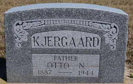 KJERGAARD, OTTO N - Yankton County, South Dakota   OTTO N KJERGAARD - South Dakota Gravestone Photos