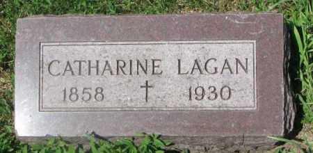LAGAN, CATHARINE - Yankton County, South Dakota | CATHARINE LAGAN - South Dakota Gravestone Photos