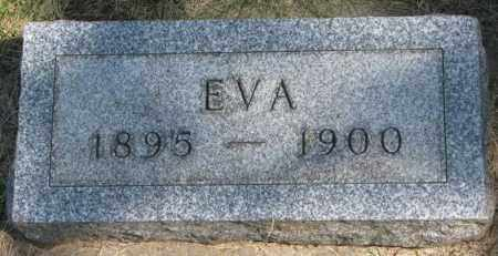 LAGAN, EVA - Yankton County, South Dakota | EVA LAGAN - South Dakota Gravestone Photos