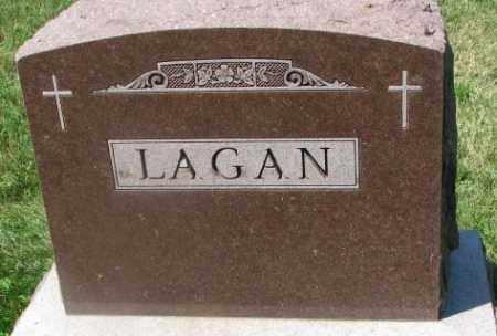 LAGAN, PLOT - Yankton County, South Dakota | PLOT LAGAN - South Dakota Gravestone Photos