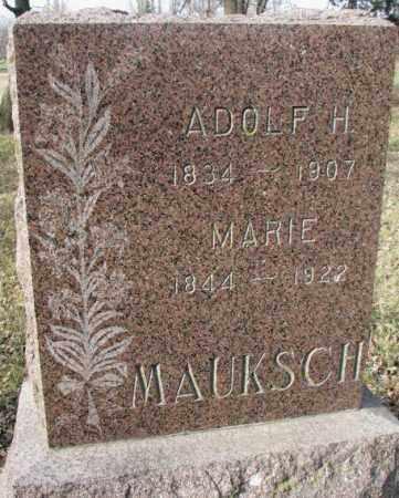 MAUKSCH, MARIE - Yankton County, South Dakota | MARIE MAUKSCH - South Dakota Gravestone Photos