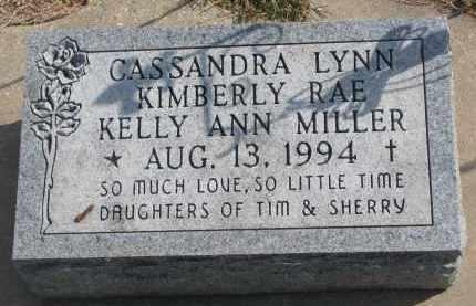 MILLER, KELLY ANN - Yankton County, South Dakota | KELLY ANN MILLER - South Dakota Gravestone Photos