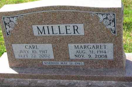 MILLER, MARGARET - Yankton County, South Dakota | MARGARET MILLER - South Dakota Gravestone Photos
