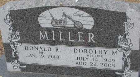 MILLER, DOROTHY M. - Yankton County, South Dakota | DOROTHY M. MILLER - South Dakota Gravestone Photos