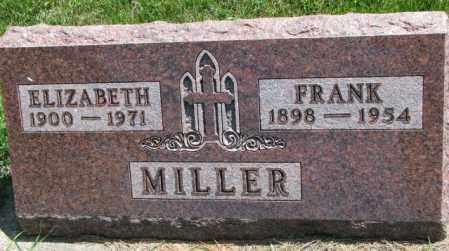 MILLER, FRANK - Yankton County, South Dakota | FRANK MILLER - South Dakota Gravestone Photos