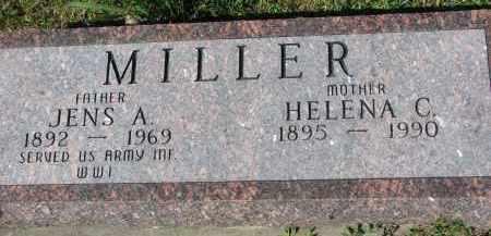 MILLER, HELENA C. - Yankton County, South Dakota | HELENA C. MILLER - South Dakota Gravestone Photos