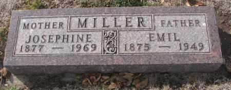 MILLER, JOSEPHINE - Yankton County, South Dakota | JOSEPHINE MILLER - South Dakota Gravestone Photos