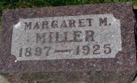 MILLER, MARGARET M. - Yankton County, South Dakota | MARGARET M. MILLER - South Dakota Gravestone Photos