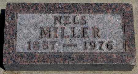 MILLER, NELS - Yankton County, South Dakota | NELS MILLER - South Dakota Gravestone Photos