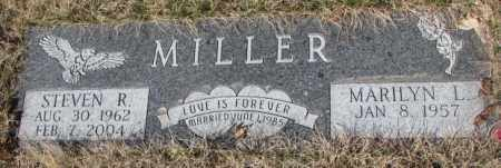 MILLER, STEVEN R. - Yankton County, South Dakota | STEVEN R. MILLER - South Dakota Gravestone Photos