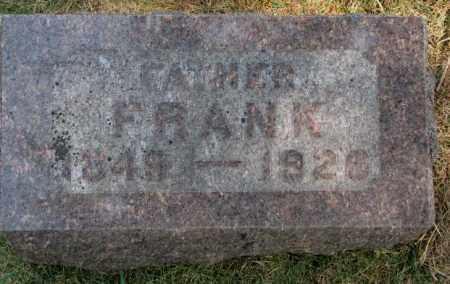 MODEREGGER, FRANK - Yankton County, South Dakota   FRANK MODEREGGER - South Dakota Gravestone Photos