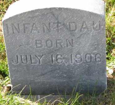 MORTENSEN, INFANT DAUGHTER - Yankton County, South Dakota   INFANT DAUGHTER MORTENSEN - South Dakota Gravestone Photos