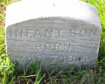 MORTENSEN, INFANT SON - Yankton County, South Dakota | INFANT SON MORTENSEN - South Dakota Gravestone Photos