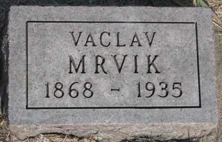 MRVIK, VACLAV - Yankton County, South Dakota | VACLAV MRVIK - South Dakota Gravestone Photos