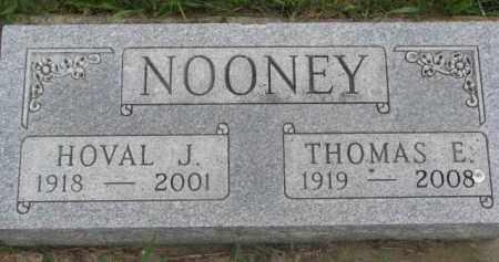 NOONEY, THOMAS E. - Yankton County, South Dakota   THOMAS E. NOONEY - South Dakota Gravestone Photos