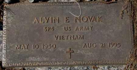 NOVAK, ALVIN E. (VIETNAM) - Yankton County, South Dakota | ALVIN E. (VIETNAM) NOVAK - South Dakota Gravestone Photos