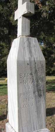 NOVAK, BARBARA - Yankton County, South Dakota | BARBARA NOVAK - South Dakota Gravestone Photos