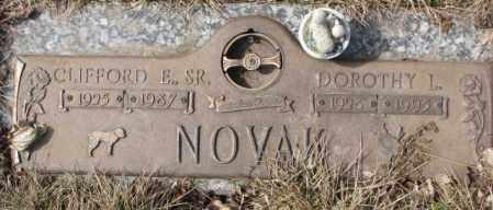 NOVAK, DOROTHY L. - Yankton County, South Dakota | DOROTHY L. NOVAK - South Dakota Gravestone Photos