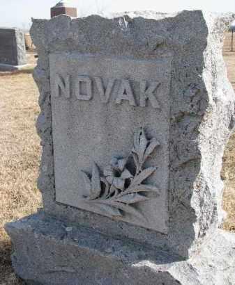 NOVAK, FAMILY STONE - Yankton County, South Dakota | FAMILY STONE NOVAK - South Dakota Gravestone Photos