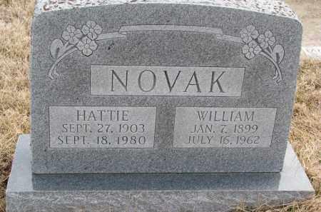 NOVAK, HATTIE - Yankton County, South Dakota | HATTIE NOVAK - South Dakota Gravestone Photos