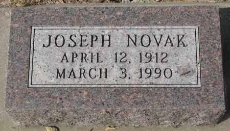 NOVAK, JOSEPH - Yankton County, South Dakota | JOSEPH NOVAK - South Dakota Gravestone Photos
