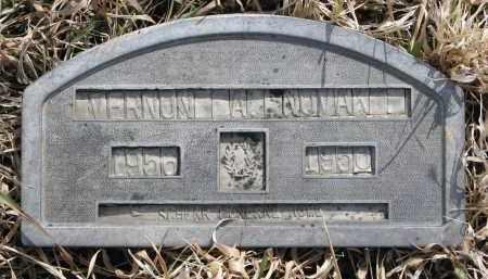 NOVAK, VERNON A. - Yankton County, South Dakota   VERNON A. NOVAK - South Dakota Gravestone Photos