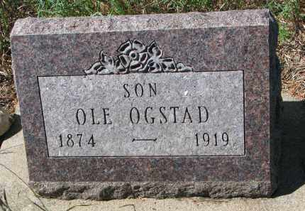 OGSTAD, OLE - Yankton County, South Dakota | OLE OGSTAD - South Dakota Gravestone Photos