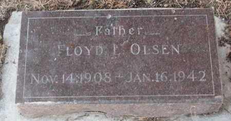 OLSEN, FLOYD L. - Yankton County, South Dakota | FLOYD L. OLSEN - South Dakota Gravestone Photos