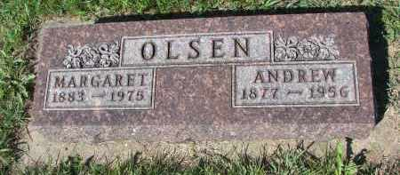 OLSEN, ANDREW - Yankton County, South Dakota | ANDREW OLSEN - South Dakota Gravestone Photos