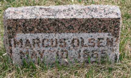 OLSEN, MARCUS - Yankton County, South Dakota | MARCUS OLSEN - South Dakota Gravestone Photos