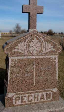 PECHAN, FRANTISEK - Yankton County, South Dakota   FRANTISEK PECHAN - South Dakota Gravestone Photos
