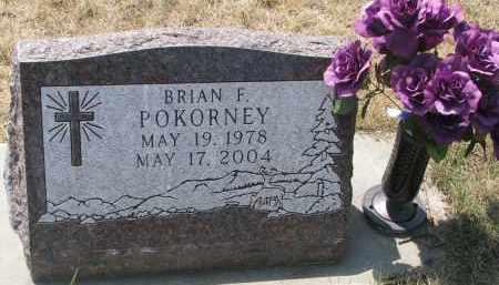 POKORNEY, BRIAN F. - Yankton County, South Dakota | BRIAN F. POKORNEY - South Dakota Gravestone Photos