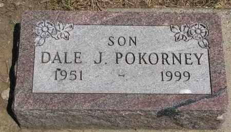 POKORNEY, DALE J. - Yankton County, South Dakota | DALE J. POKORNEY - South Dakota Gravestone Photos