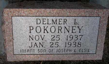 POKORNEY, DELMER L. - Yankton County, South Dakota | DELMER L. POKORNEY - South Dakota Gravestone Photos