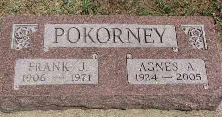 POKORNEY, FRANK J. - Yankton County, South Dakota | FRANK J. POKORNEY - South Dakota Gravestone Photos