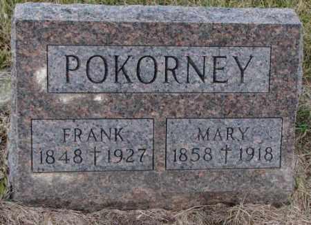 POKORNEY, FRANK - Yankton County, South Dakota | FRANK POKORNEY - South Dakota Gravestone Photos