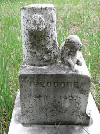 REESE, THEODORE - Yankton County, South Dakota   THEODORE REESE - South Dakota Gravestone Photos