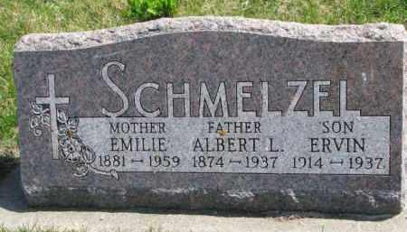 SCHMELZEL, ERVIN - Yankton County, South Dakota | ERVIN SCHMELZEL - South Dakota Gravestone Photos