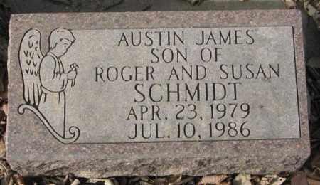 SCHMIDT, AUSTIN JAMES - Yankton County, South Dakota | AUSTIN JAMES SCHMIDT - South Dakota Gravestone Photos