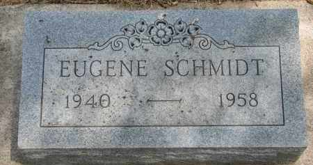 SCHMIDT, EUGENE - Yankton County, South Dakota | EUGENE SCHMIDT - South Dakota Gravestone Photos