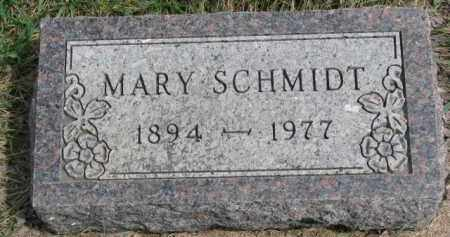 SCHMIDT, MARY - Yankton County, South Dakota | MARY SCHMIDT - South Dakota Gravestone Photos