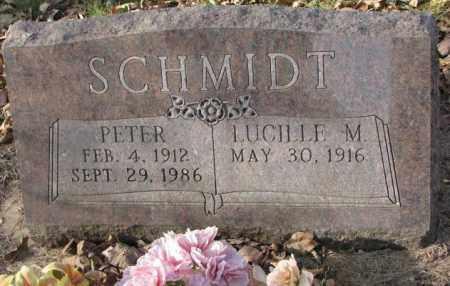 SCHMIDT, PETER - Yankton County, South Dakota | PETER SCHMIDT - South Dakota Gravestone Photos