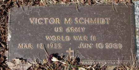 SCHMIDT, VICTOR M. - Yankton County, South Dakota | VICTOR M. SCHMIDT - South Dakota Gravestone Photos