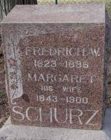 SCHURZ, MARGARET - Yankton County, South Dakota | MARGARET SCHURZ - South Dakota Gravestone Photos