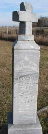 SITOVA, JAN - Yankton County, South Dakota   JAN SITOVA - South Dakota Gravestone Photos